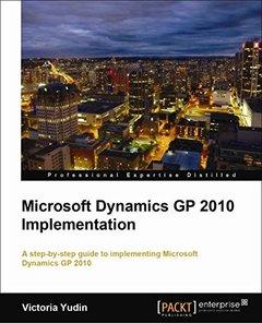 Microsoft Dynamics GP 2010 Implementation-cover