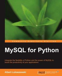 MySQL for Python-cover