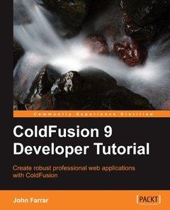 ColdFusion 9 Developer Tutorial-cover