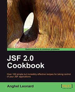 JSF 2.0 Cookbook-cover