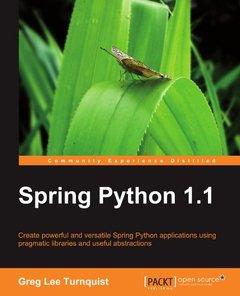 Spring Python 1.1-cover