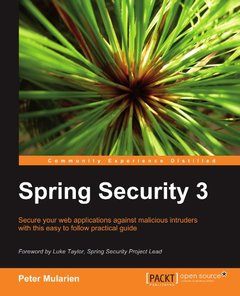 Spring Security 3-cover