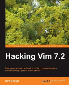 Hacking Vim 7.2-cover