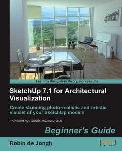 SketchUp 7.1 for Architectural Visualization: Beginner's Guide-cover