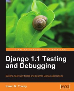 Django 1.1 Testing and Debugging-cover