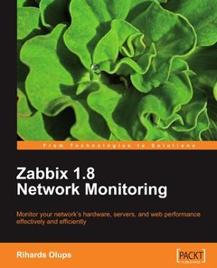 Zabbix 1.8 Network Monitoring-cover