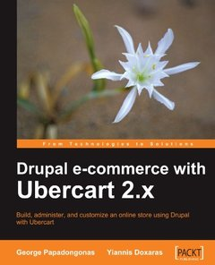 Drupal E-commerce with Ubercart 2.x-cover