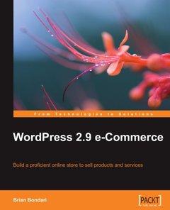 WordPress 2.9 E-Commerce-cover