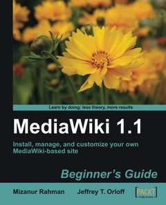 MediaWiki 1.1: Beginner's Guide-cover