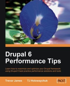 Drupal 6 Performance Tips-cover
