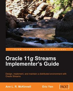 Oracle 11g Streams Implementer's Guide-cover