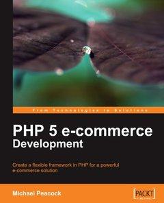 PHP 5 E-commerce Development-cover