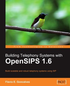 Building Telephony Systems with OpenSIPS 1.6-cover