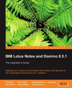 IBM Lotus Notes and Domino 8.5.1-cover