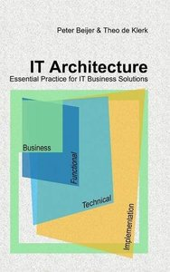 It Architecture - Essential Practice for It Business Solutions (Hardcover)-cover
