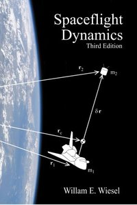 Spaceflight Dynamics, 3/e (Paperback)-cover