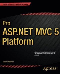 Pro ASP.NET MVC 5 Platform (Paperback)-cover