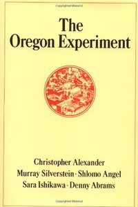 The Oregon Experiment (Hardcover)-cover