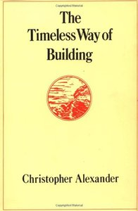 The Timeless Way of Building (Hardcover)-cover