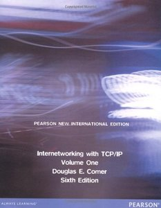 Internetworking with TCP/IP Volume.1, 6/e (NIE-Paperback)-cover