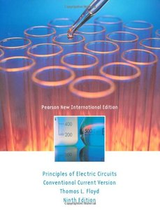 Principles of Electric Circuits: Conventional Current Version, 9/e (NIE-Paperback)-cover