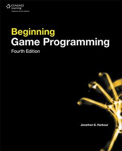 Beginning Game Programming, 4/e (Paperback)-cover