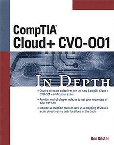 CompTIA Cloud+ CV0-001 In Depth (Paperback)-cover