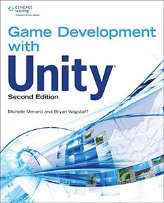 Game Development with Unity, 2/e (Paperback)-cover
