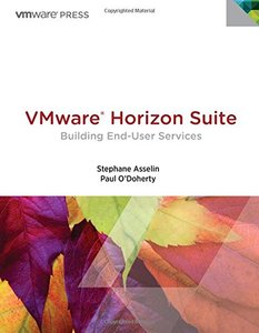 VMware Horizon Suite: Building End-User Services (Paperback)-cover