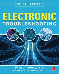 Electronic Troubleshooting, 4/e (Paperback)-cover