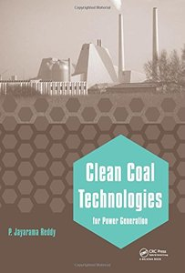 Clean Coal Technologies for Power Generation (Hardcover)-cover