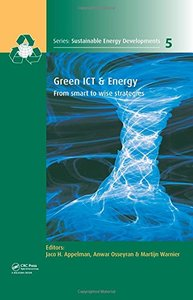 Green ICT & Energy: From Smart to Wise Strategies (Hardcover)-cover