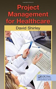 Project Management for Healthcare (Hardcover)-cover