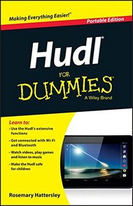 Hudl For Dummies (Paperback)-cover