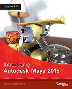 Introducing Autodesk Maya 2015: Autodesk Official Press (Paperback)-cover