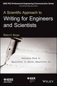 A Scientific Approach to Writing for Engineers and Scientists (Paperback)-cover