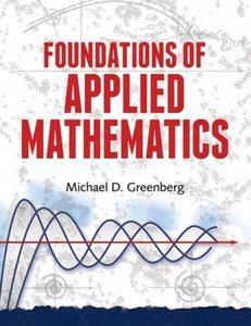 Foundations of Applied Mathematics (Paperback)-cover