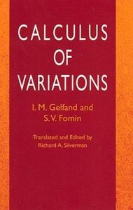 Calculus of Variations (Paperback)-cover