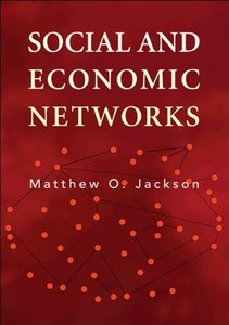 Social and Economic Networks (Paperback)-cover