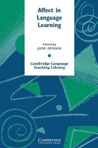 Affect in Language Learning (Paperback)-cover