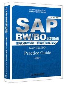 SAP BW/BO 實戰指南-像學習 Office 一樣學習 BW/BO