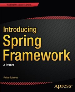 Introducing Spring Framework: A Primer (Paperback)-cover