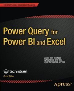 Power Query for Power BI and Excel (Paperback)-cover