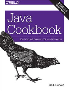 Java Cookbook, 3/e (Paperback)-cover