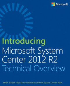 Introducing Microsoft System Center 2012 R2 (Paperback)-cover
