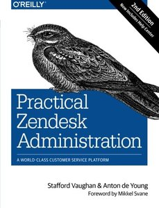 Practical Zendesk Administration, 2/e (Paperback)-cover