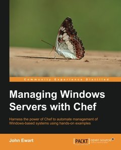 Managing Windows Servers with Chef-cover