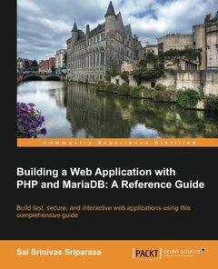 Building a Web Application with PHP and MariaDB: A Reference Guide-cover
