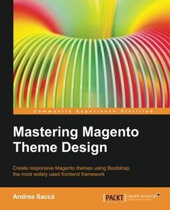 Mastering Magento Theme Design-cover