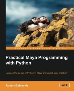 Practical Maya Programming with Python-cover